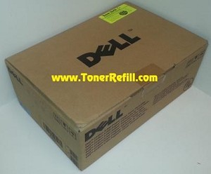 Dell 2145 CN MFP Cyan Toner Cartridge
