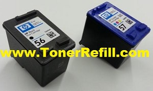 HP 56/57 Combo Discount C6656an & C6657an